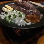 高田屋 - 真イカゴロ焼き