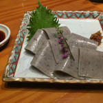 高田屋 - 蕎麦刺し