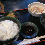 長寿園 - 焼肉ランチ
