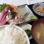 彩 - 料理写真:メニューにないミックス500円