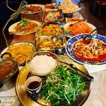 ベトナム料理 トゥアン - 2016/2/14の料理