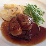 レストラン レ・フレール - フィレ肉