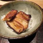 47479800 - 穴子の土鍋ご飯2