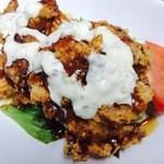 Kitchen Dining 輝 - 若鶏のから揚げ タルタルソース