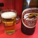 47480100 - 瓶ビール(キリンラガー大瓶)