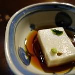 47480799 - 蕎麦豆腐(野和セット)