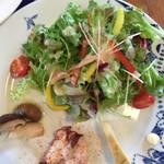 47481591 - 旬野菜のタパスサラダ