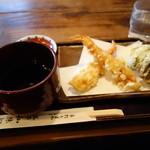 蕎亭 仙味洞 - 天ぷら