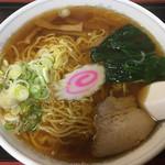 千福食堂 - ラーメン500円+大盛100円