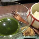 豆乳とんしゃぶ 寅太郎 - デザート