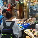 万よし食堂 - 黒門市場