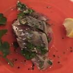 ロホ アミーゴキッチン - アジのサラダ