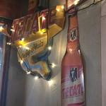 ロホ アミーゴキッチン - TECATE  Beer Good!