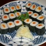 大黒寿司 - ヤマゴボウ巻き