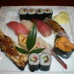 大黒寿司 - 特上にぎり 3150円