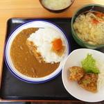 お弁当のヒライ  - 料理写真:朝からカリー