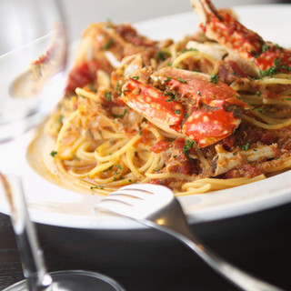 本格イタリアンと洋食をお洒落に・お気軽に♪