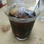 原泉 - ドリンク写真:アイスコーヒー