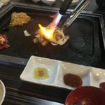 Yaki Banzai - 燃えるサムギョプサル