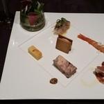 Domusu - 前菜
