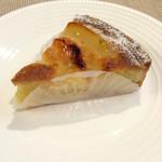 プチ・タ・プチ - 料理写真:グレープフルーツと洋梨のタルト
