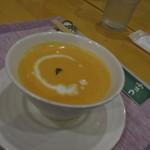 つぼ亭 - キャロットスープ