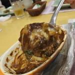 つぼ亭 - 牛肉のチ-ズ巻