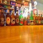 DivingShop&Cafe Gillman - フルーツから作ったビールも沢山ありますよ(^◇^)