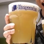 DivingShop&Cafe Gillman - GillManの生は世界のビールの王様【ヒューガルデン生】です!!!