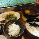 47491751 - 鶏飯セット1300円
