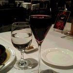 レストラン&バー ガスライト - 赤スパークリングワイン