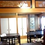 大國 - お座敷テーブル席