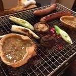 サザン食堂 - 炭火焼~