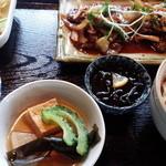 ガーデンレストラン・シギラ - ステーキ