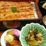 鈴乃井 - 料理写真:うな重