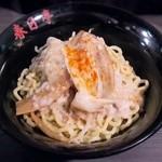 春日亭  - 鳥豚油そば ¥650