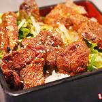 塊肉酒場 LOVE&29 - ステーキ&ハラミ重