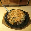 我楽多村 - 料理写真:お好み焼き