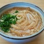 七福 - 料理写真:ごぼう天うどん[\430]