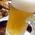 ひろ丸 - グラス大きい昭和の容量