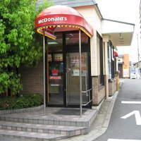 マクドナルド-入口