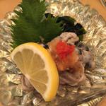 廻転寿司 冨士丸 - 牡蠣☀︎