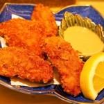 貴寿司 - 牡蠣フライ