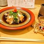 貴寿司 - 鰆タタキ