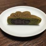 ミヤトヨ - 抹茶風味 あずきつぶあん
