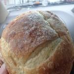 ベーカリーアーリーモーニング - 紅茶とりんごのパン