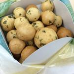 寛永堂 - 豆あられ 彩り豆