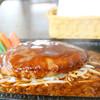 Resutorantougou - 料理写真:ハンバーグ&デミグラスソース