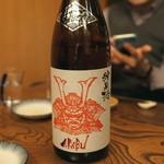 産直屋 たか - AKABU 純米酒 生原酒