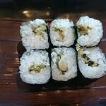 廻転寿司 CHOJIRO - すぐきの漬物巻